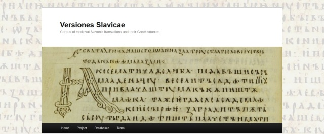 versiones slavicae