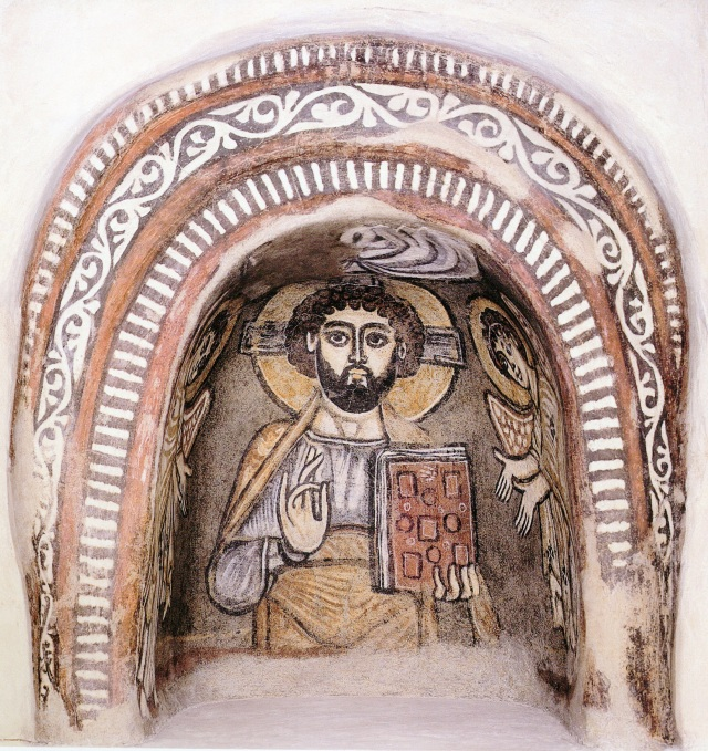 pantocrator saqqara jeremiah cell 1795