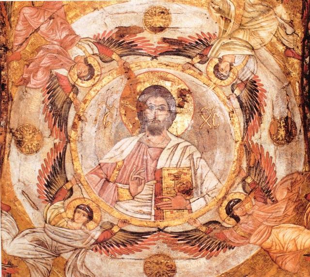 Christ Pantocrator Al-Mu'allaqa